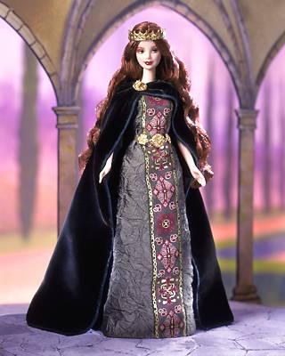 Барби ирландская принцесса mattel
